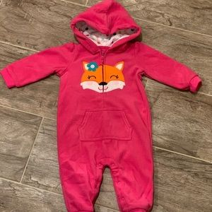 Carters Fox Outfit